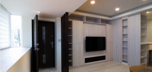 日工系統櫃施作,室內裝潢,室內裝修